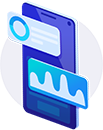 Digital Banking Platform Icon